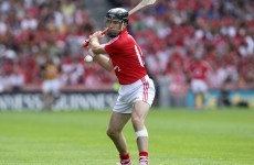 Cork's Ben O'Connor bows out of intercounty hurling