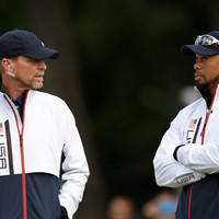 Woods and Stricker named vice captains of US Ryder Cup team