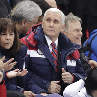 US vice president had secret plan to meet the North Koreans - but they cancelled last minute