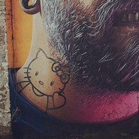 Double Take: The gory Limerick mural with a nod to Hello Kitty