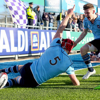 Michael's live up to the billing in three-try quarter-final defeat of Clongowes