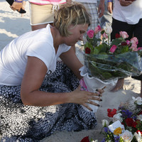 Husband of Irish woman shot dead while on holiday in Tunisia found her beneath a beach towel