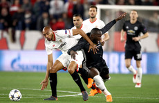 As it happened: Sevilla v Manchester United, Champions League