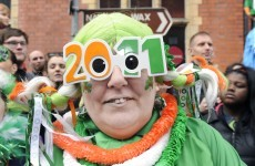 Poll: Does the prospect of St Patrick's Day cheer you up?