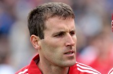 Tributes paid to O'Connor as Cork forward bows out