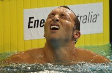 Thorpedoed: Aussie swimming great's pool comeback all but over