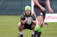Furlong and Henderson ruled out as Schmidt names his Ireland team for Wales