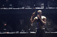 'Theresa May, where's the money for Grenfell?': Stormzy delivers powerful Brits performance