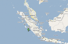 Indonesia on tsunami alert again after offshore earthquake