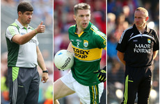 Guiding Kerry's next generation - Fitzmaurice, Ó Sé and Griffin set for Munster final coaching test