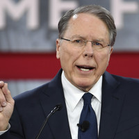 NRA chief criticises 'politicisation' of Florida school shooting