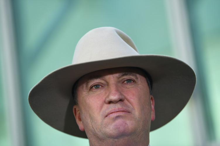 Barnaby Joyce has finally stepped aside after weeks of scandal.