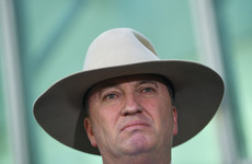 Australia deputy PM who had affair with staffer finally bows to pressure and resigns