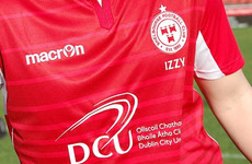 Shelbourne's new jersey pays lovely tribute to U16 player who tragically passed away