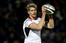 Trimble returns for injured Gilroy as Ulster head to Scarlets