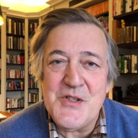 Stephen Fry is recovering from prostate cancer surgery