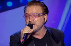 This Bono impersonator played an absolute blinder on Romania's Got Talent