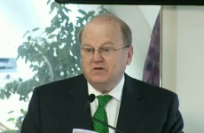 "Noonan says Irish economy could ""take off like a rocket"""