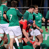 Ireland U20s come up just short in wild Donnybrook encounter with Wales