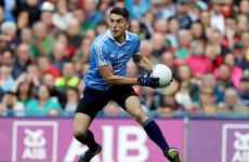Dublin star Brogan undergoes surgery on career-threatening cruciate injury