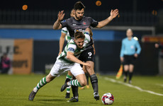 Dundalk drop further points as Shamrock Rovers hold firm in Tallaght