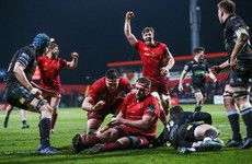 Munster close the gap on Glasgow but impressive win in Cork comes at a cost