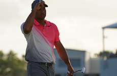Tiger on prowl at PGA National while Rory McIlroy makes the cut