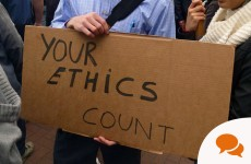 Column: Could we learn something from India's banking ethics?