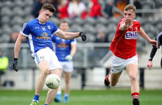 Cavan stay top of table with away victory as Cork suffer second league loss