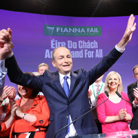 Fianna Fáil sees boost in support in latest opinion poll
