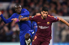 Kante: 'We showed we have the ability to do something against Barcelona'