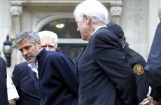 In pictures: George Clooney arrested at Sudan embassy protest