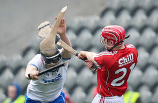 Waterford pick up first league points of the season with victory over 14-man Cork