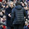 Mourinho keen to bury Conte hatchet with handshake