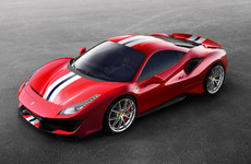 Meet the new and distinctly hardcore Ferrari 488 Pista