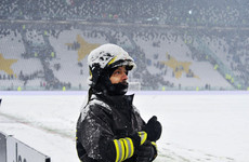Serie A clash between Juventus and Atalanta snowed off as blizzard hits Turin