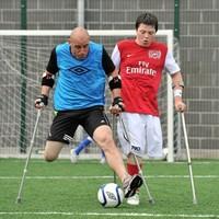 Column: I lost my leg but now I aim to make Irish amputee football history