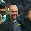 'Before being a manager, I'm a human being': Guardiola defends wearing Catalonia political symbol