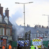 Five people dead after explosion in Leicester