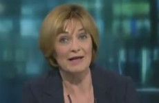 Úna O'Hagan signed off on her final broadcast on the Six One news last night