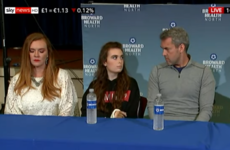 'I'm grateful to be here': Florida shooting survivor thanks people who saved her life