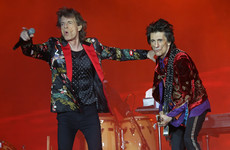 Rolling Stones confirmed to play Croke Park in May