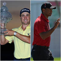 Thomas triumphs in play-off to claim Honda Classic as Woods finishes back in 12th