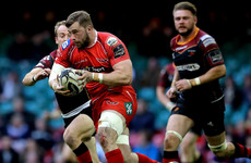 Injury forces promising Scarlets back-row forward to retire at 23