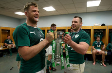 'One of the true greats' - Praise for Jamie Heaslip after he calls time on rugby career