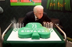 Buon compleanno, Giovanni: Ireland boss turns 73 today