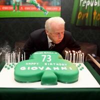 Buon compleanno, Giovanni: Ireland boss turns 73 today