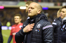 Townsend aiming to resolve 'an issue for Scotland since the Six Nations began'