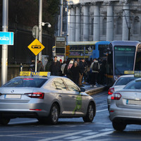 'Possible increased fares': Taxis won't be allowed to use some College Green roads during rush hour