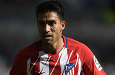 Atletico Madrid duo became the latest stars to move to China